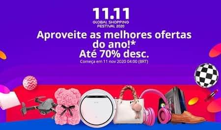 Aliexpress 11.11 2020 os melhores descontos, promoções e cupões…