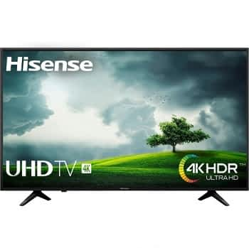 Rebaixa! TV LCD TDSystems de 50″ FullHD por 229€ e 4K por 299€