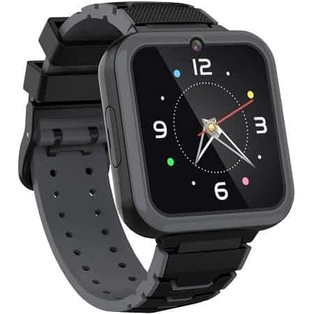 Oferta Amazon! Smartwatch para crianças com chamada SOS desde Espanha por 14,44€