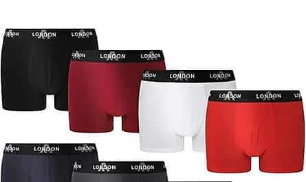 Oferta Amazon Boxers London Fitted
