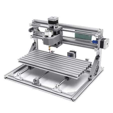 Promoção Banggood! Mini Impressora de Madeira DIY desde Espanha por 120€