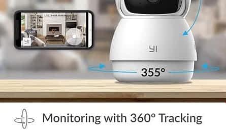 Xiaomi Yi Dome Guard 1080P