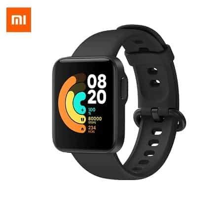Super Preço! Xiaomi Mi Watch Lite desde Espanha por 40,99€