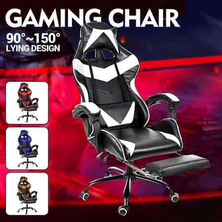 Cadeira Gaming desde a França por 80,09€