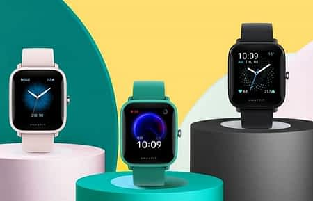 Xiaomi Amazfit Bip U desde a Alemanha a 46,19€ e a Bip U PRO a 63,73€