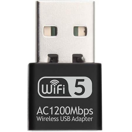 Desde Amazon! Adaptador WiFi AC1200Mbps a 7,99€