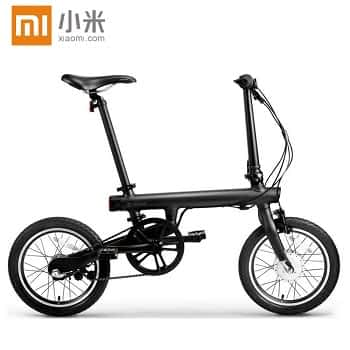 Bicicleta eléctrica Xiaomi QiCYCLE EF1 por 676€ desde Espanha
