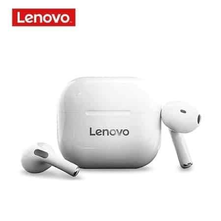 Auriculares Lenovo LP40 desde Espanha por 11,11€