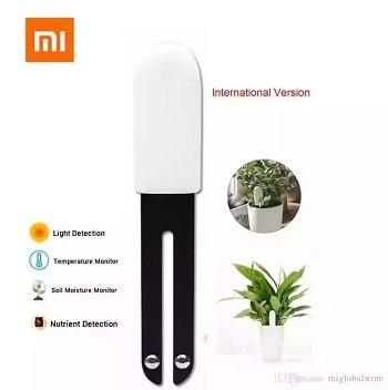 Código promocional! Xiaomi Mi plant flower Versão Controlo da Humidade por 7,12€