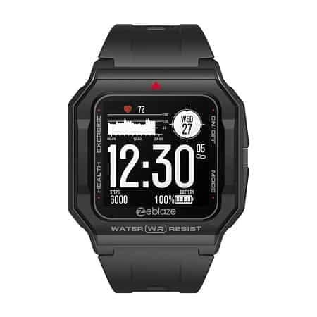 Venda Flash Banggood! Smartwatch Retro Zeblaze Ares por 19,30€