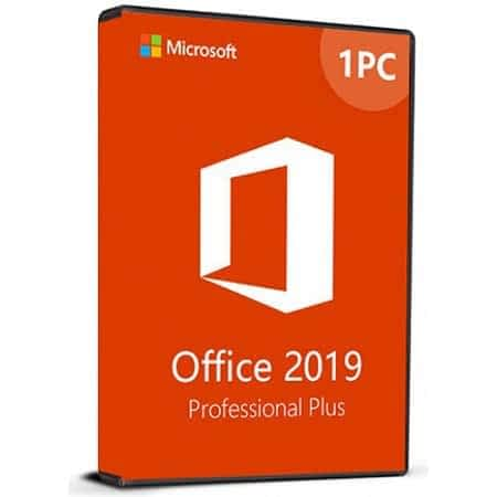 Microsoft Office 2019 Professional Plus Cd Key Phone Activation por 2.80€