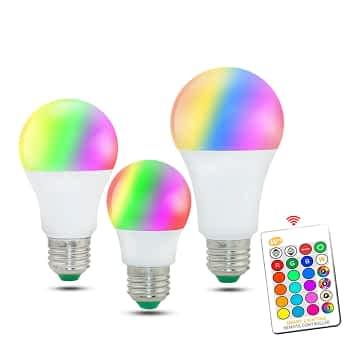 Ofertita AliExpress! Lâmpada RGB com comando desde 1,85€ com envio gratuito