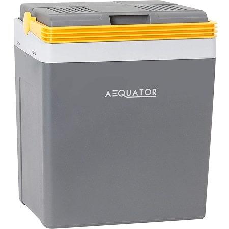 Geleira portátil de 24L compatível com fonte alimentação 12V / 230V  classe A ++ por 59,99€