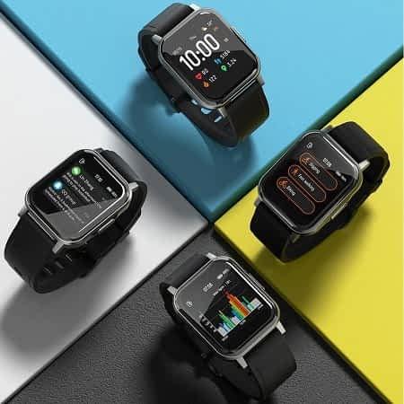 Oferta Aliexpress! Smartwatch Haylou LS02 por 18,63€