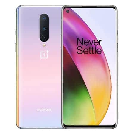 OnePlus 8 – 8/128GB por 437,01€ e do 12/256GB a 493,33€