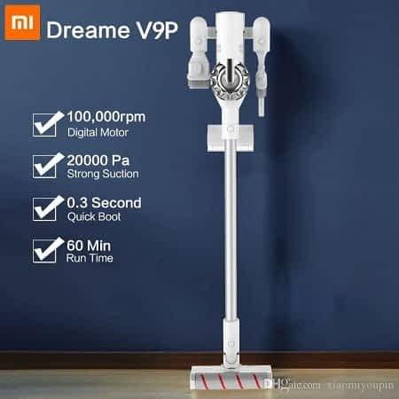 Xiaomi Dreame V9 desde a Europa por apenas 127,56€