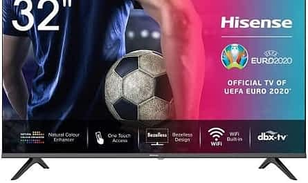 Smart TV Hisense 32 polegadas