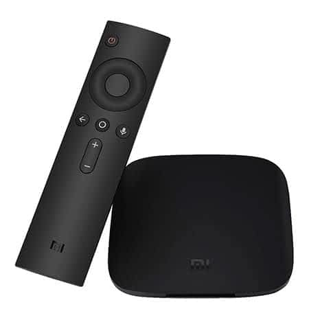 Original Xiaomi Mi Box 3 – 2/8GB desde a China por 38,82€