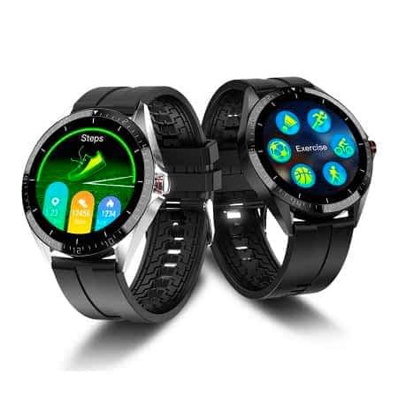 Bom e Barato! Smartwatch KUMI GW16 apenas 18,72€