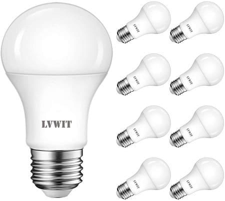 Pack de 11 X lâmpadas LED de 11W E27 por 10,99€