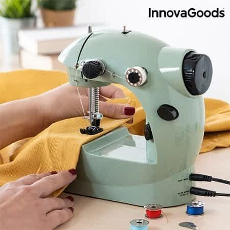 Maquina de costura portátil barata