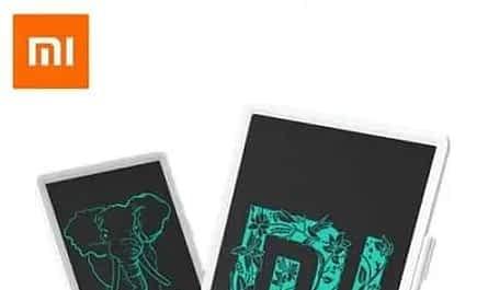 Xiaomi Mijia Tablet escrita e desenho
