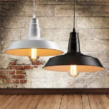 "Candeeiro nórdico ""ELSKER"" + lâmpada LED de oferta por 14,95€"