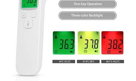 Termometro sem contacto preço mais barato