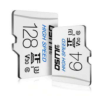 Mini preço! MicroSD com 128GB por apenas 7,3€