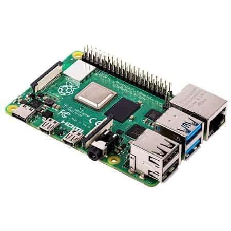 Mini preço! Raspberry Pi 4B 2GB RAM por apenas 37,48€