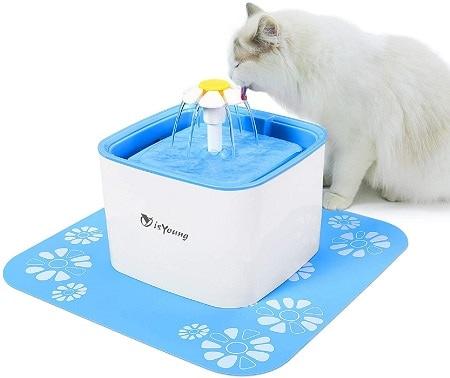 Fonte de Água para Cães e Gatos 2,5L desde Espanha a 14,10€