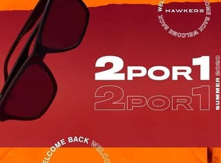 Promoção HAWKERS! Óculos de sol leva 2 paga 1 + envio grátis