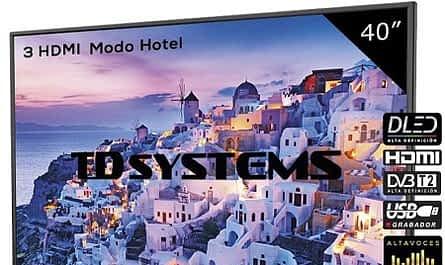 Televisão-LCD-TDSystems