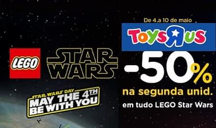 Promoção-toysrus-50-segunda-unidade-lego-starwars