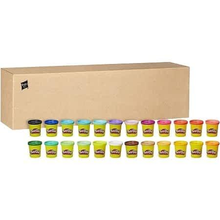 Oferta Amazon! Play-Doh Pack 24 embalagens HASBRO por 12,80€