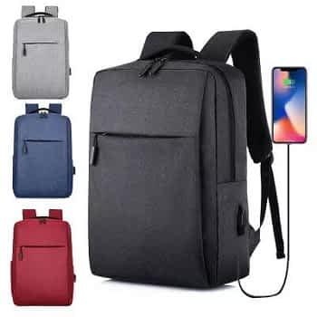 Mochila Xiaomi 15″ 17lt com porta USB por 12,27€
