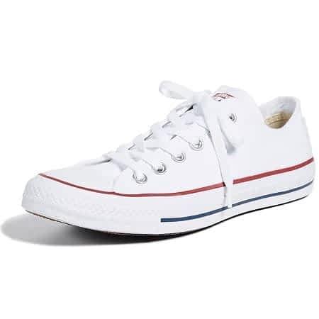 Converse Chuck Taylor All Star Brancas só 34,99€
