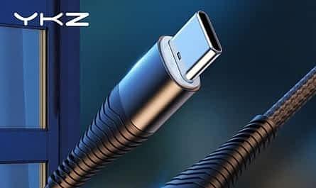 Ykz-60w-usb-tipo-c-para-usb-tipo-c-cabo-USB-C-carregador-rapido-cabo